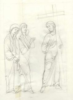 Via Crucis - loscriptorium san sisto - Picasa Web Album La Passion Du Christ, Byzantine Icons, Orthodox Icons, Crucifix, Line Drawing, Album, Black And White, Painting, Cartoons