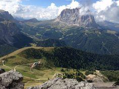 Views of the Dolomites from Piccola Cir, South Tyrol Photo: Heatheronhertravels.com