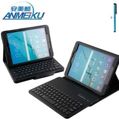 29.24$  Buy here - http://alix4a.shopchina.info/go.php?t=32808176852 - For Samsung Galaxy Tab S2 9.7 T810 T815 Tablet Removable Bluetooth Plastic Keyboard With Synthetic PU Leather Protective Case 97 29.24$ #bestbuy