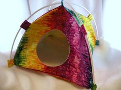 Hey, I found this really awesome Etsy listing at https://www.etsy.com/listing/173126275/rainbow-tie-dye-large-tent-sleep-sack