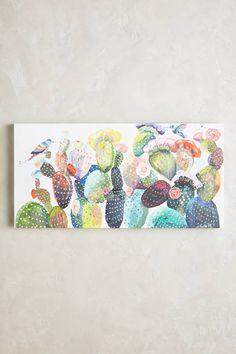 Starla Michelle Halfmann Cactus Wall Art