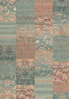 Mode: Stoffen - Stofprints *Fabric ~Tapijt *Rug~