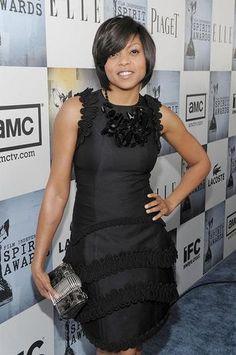 Taraji P. Henson - i love her hair!