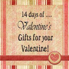 We Love Being Moms!: 14 days of Valentine's Day!