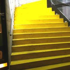 Treppen beim Sihlcity Zürich #vbz pictures