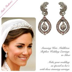 A personal favourite from my Etsy shop https://www.etsy.com/uk/listing/257321988/kate-middleton-earrings-cubic-zirconia