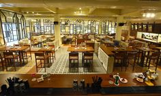 #Traveling soon? Take a trip to #Mumbai and try out the #Bombay #Canteen #restaurant!