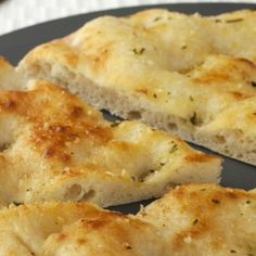 Easy Focaccia Bread Recipe