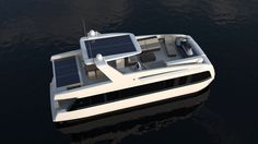 Based out of Italy, Project Overblue is taking off with its innovative yachts designed with an eye towards environmental friendliness, serious comfort, spacious living and competitive pricing.