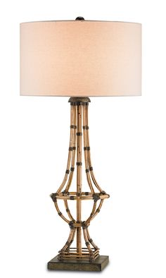 Currey and Company Palm Beach Palm Beach Table Lamp 6609