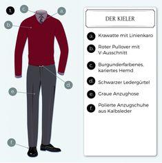 Der Kieler – Schlichte Eleganz mit einem Hauch Gemütlichkeit