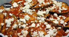 Snack Recipes, Cooking Recipes, Enchilada Recipes, Appetisers, Greek Recipes, Enchiladas, Tasty Dishes, Feta, Food And Drink