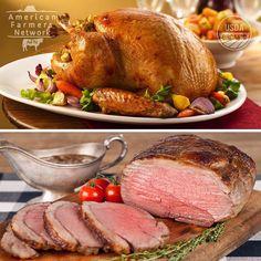Turkey or Roast?