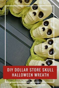 We never tried to do this with those $1 skulls, but it's surprisingly pretty