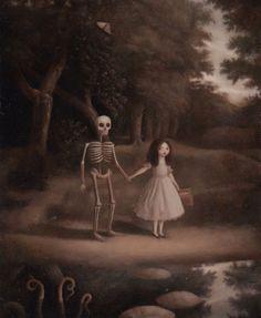 Creepy Art, Weird Art, Dark Fantasy Art, Dark Art, Arte Lowbrow, Surealism Art, Arte Peculiar, 8bit Art, Arte Obscura