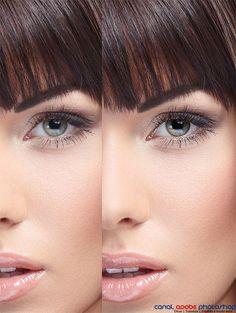 Dica rápida - Como realçar os olhos | Canal Adobe Photoshop