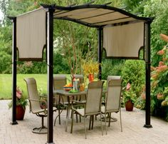 small backyard pergola ideas | patio shade ideas for your outdoor ... - Patio Shades Ideas