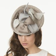 Shalula is an elegant fascinator designed by Christine A Moore. It is a  silk parisisol 115caa76e1e8