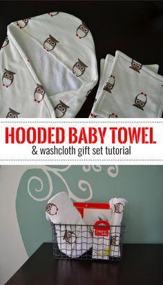 diy-hooded-baby-towel-and-washcloth-gift-set