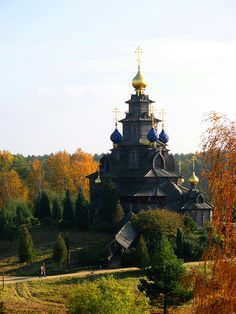 Russian Orthodox Church, Mill Museum Gifhorn, Germany (by i.prinke)