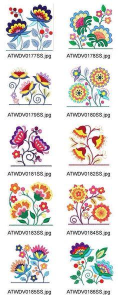 Good appliqué patterns