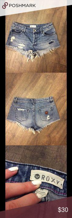 Roxy shorts Roxy jean shorts Roxy Shorts Jean Shorts