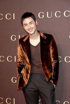 2010-09-10 Gucci 時裝展 | Ethan Ruan 阮經天