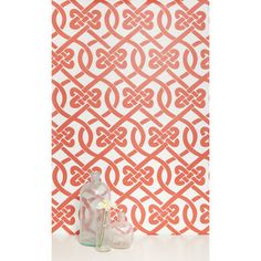 Kimberly Lewis Home Knotted Wallpaper | Wayfair