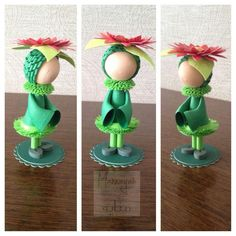 Doll Quilling Dolls, Quilling Tutorial, Quilling Designs, Paper Quilling, Quilling Ideas, All Paper, Paper Art, Paper Crafts, Kid Character