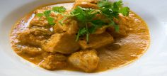 This is a simple, fast recipe for chicken curry. I have been using this recipe for over 30 years. I've tried other recipes but always come back to this one. Prep time is to make curry, assuming you have cooked chicken on hand. Hcg Recipes, World Recipes, Curry Recipes, Cooking Recipes, Healthy Recipes, Recipies, Delicious Recipes, Tasty, Poulet Curry Coco
