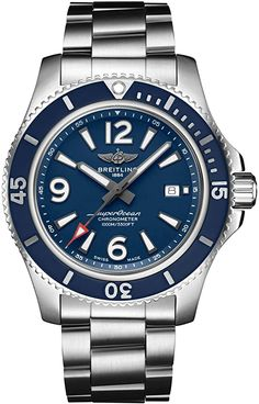 Breitling Superocean Heritage, Breitling Navitimer, Breitling Colt, Breitling Watches, Rolex Submariner, Cool Watches, Watches For Men, Watches Online, Luxury Watches