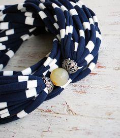 Colares de lenços de pescoço para o inverno