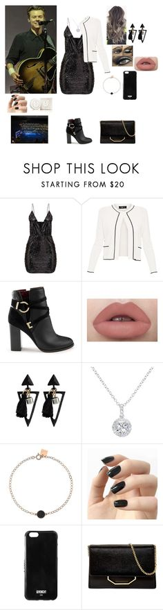 """""""Watching Harry perform in Washington DC 🙌🏻"""" by tiffany-london-1 ❤ liked on Polyvore featuring Paule Ka, Miss Selfridge, EWA, Ginette NY, Incoco, Givenchy, Louise et Cie and Bulgari"""