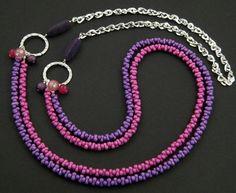 naszyjniki - korale-shock Beaded Necklace, Jewelry, Fashion, Beaded Collar, Moda, Jewlery, Bijoux, Fashion Styles, Schmuck