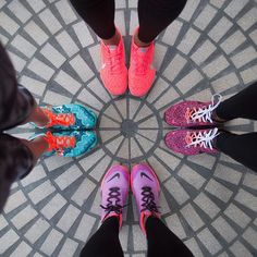 Dont know which workout shoes best suit your needs? Before you hit the shoe store, check out our top picks in fitness footwear -- for all types of workouts