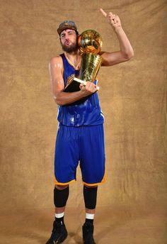 Andrew Bogut  - Golden State Warriors · Center/ Power Forward ·12