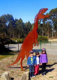 Asturias con niños: A dónde vamos hoy?: Museo Jurásico de Asturias: un museo para todas las edades
