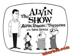 The Alvin Show started to air on Sat. mornings in 1961