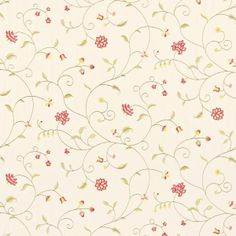 Ranee Embroidery Coral Sage 232319, £67.00 (http://www.britishwallpapers.co.uk/ranee-embroidery-coral-sage-232319/)