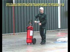 Utilizarea corecta a stingatoarelor cu pulbere Home Appliances, House Appliances, Appliances