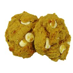 Cookies - Pumpkin Chip, made with BiPro, Unflavored, Whey Protein Isolate! www.BiProUSA.com