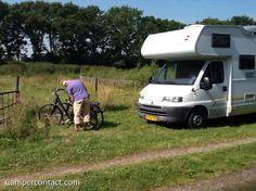 Camperplaats Landgoed De Syme in Oudemirdum (Nederland) | Campercontact