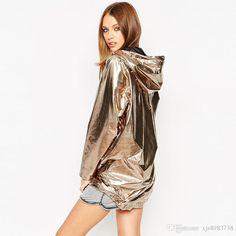 2016 New Fashion Gold Spring Jeans Bomber Jacket Women Casacos Coat Casaco Jaqueta Feminina Camouflage Chaquetas Mujer Jacket Leather Coat Jacket From Xjs8983738, $15.08| Dhgate.Com