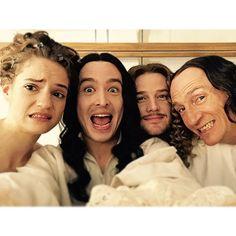 #Versailles gang back together