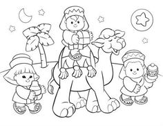 Little People Coloring Pages 16 Free Printable Coloring Pages