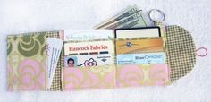 My+FAVORITE+WALLET+PDF+Sewing+Pattern+by+thecrochetdiva+on+Etsy,+$8.00