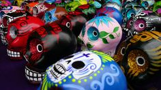 Day of the Dead, Mexico