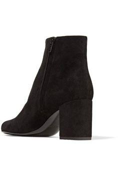 11fefd4317a Saint Laurent - Babies suede ankle boots