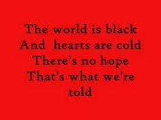 Image result for good charlotte lyrics