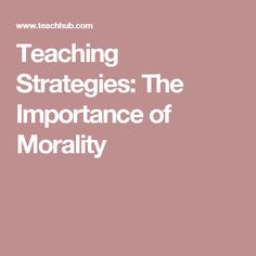 the importance of moral obligation to ones spouse Moral clarity is important because moral decisions are often difficult the easy choices that pose no risk—one should contribute to charity, help old people across the street, and be kind to.